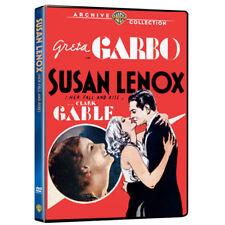 Susan Lenox ( Her Rise and Fall ) DVD Greta Garbo