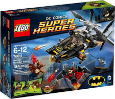 2014 LEGO SUPER HEROES DC COMICS 76011 BATMAN: MAN-BAT ATTACK  NIB, GREAT GIFT!