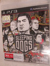 sleeping dogs PS3