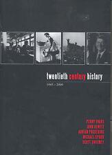 Twentieth Century History 1945-2000 by Scott Sweeny, Michael Spurr...