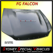 FORD FALCON FG FPV GT XR8 BOSS BULGE BONNET STEEL - BRAND NEW - PICK UP ONLY
