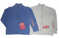 BOYS CARDIGAN LONG SLEEVED TOP DISNEY CARS 18 MONTHS TO 6 YEARS