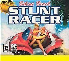 COSMI Bikini Beach Stunt Racer ( Windows ) Cosmi Video Game
