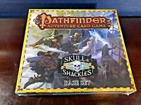 NEW SEALED! Pathfinder Adventure Card Game SKULL & SHACKLES Base Set Game PZO
