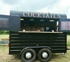 More details for horse-box mobile bar conversion.✨🍷 / catering trailer / cocktail bar