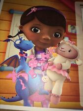 Operation Disney Doc McStuffins Game Hasbro 2013 9 Boo-Boos Complete Set