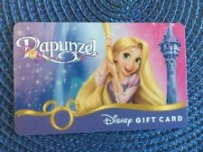 Rapunzel Disney gift card collectible only-  no $ value or points on it