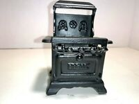 Antique Cast Iron Royal Toy Stove