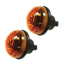 Land Rover Defender Rear Indicator Lamp Light Pair - AMR6515