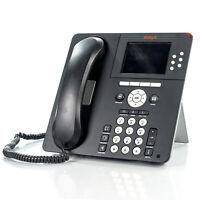 "Avaya 9640 3.8"" Color Display One-X IP VoIP Digital Business Phone 700383920"