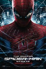 The Amazing Spider-Man Andrew Garfield Original Double Sided 27x40 Movie Poster