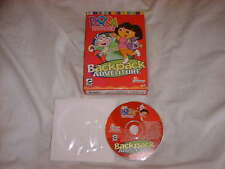 DORA BACKPACK ADVENTURE PC INFOGRAMES Windows / MAC Software Game ~Nick Jr.~
