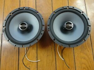 "Alpine SPE-6000 6.5"" 2-Way Coaxial Auto Car Speakers 240 Watts! 6 1/2"" 2 Way"