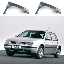 VW GOLF IV 1997-2006 ANTERIORE PARAFANGO in colore laccato, NUOVO
