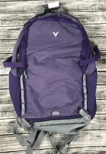 "NWT! Bondka Sport 19"" Chill Backpack with Padded Laptop Pocket - Grape / Purple"