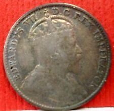 Canada: 1905, 5 Cent Canadian Edward VII KM# 13 A-698