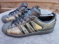 Adidas RARE SuperStar Black Transparent Sides Shell Toe 280934 Limited Edition