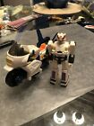 Transformers Action Masters PROWL W/ TURBO CYCLE 1990 Vintage G1🤖🔥