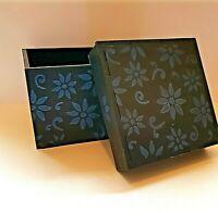 Laserschnitt MDF Box Ideal Geschenkverpackung Rustikal Decoupage Basteln Selbst