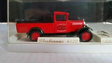 SOLIDO CHASBONNIES COAL LORRY #4408 1:43 SCALE DIECAST