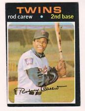 1971 TOPPS BASEBALL CARD #210 ROD CAREW