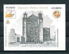 1992.ESPAÑA.PRUEBA OFICIAL 27.NUEVA(MNH).CAT 18 €