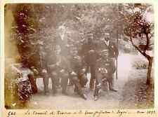 France, Le Conseil de Révision à la Sous Préfecture de Segré (Maine et Loire)  V
