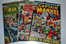 Marvel Comics Bronze Age Mixed Lot