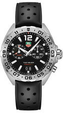 WAZ111A.FT8023 | BRAND NEW TAG HEUER FORMULA 1 MENS WATCH ON BLACK RUBBER STRAP