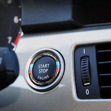 Interior Key Start Button Ring Decoration Trim For BMW 3 series E90 / E92 / E93