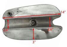 Bsa B25 B 40 44 C15 Victor Enduro Trials Scrambler Alloy Gas Fuel Tank CAD