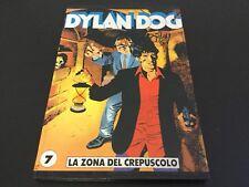 VINTAGE#DYLAN DOG LA ZONA DEL CREPUSCOLO QUADERNONE #NUOVO [2]