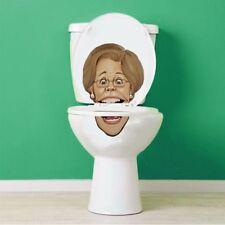 Elizabeth Warren Toilet Lid Decal / Sticker set by BowlFacedLiar.com