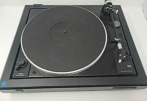 Vintage Dual CS505-4 Turntable High Quality Ortofon OMB 10 Cartridge No Dust Co