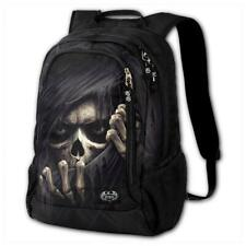 SPIRAL DIRECT GRIM RIPPER BACK PACK - WITH LAPTOP POCKET Skull/Reaper/Unisex/Bag