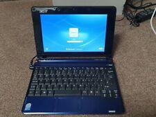 "Acer Aspire One ZG5 10.1"" (Intel Atom, 1.6GHz, 1GB Ram) Notebook/Laptop"