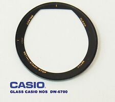 VINTAGE GLASS CASIO DW-6700 NOS