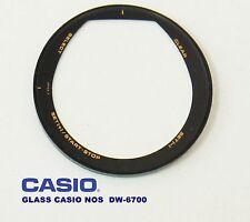 VINTAGE GLASS CASIO DW-6700 NOS