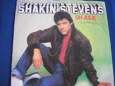 """SHAKIN' STEVENS -  VINYL 7"""" - OH JULIE / I'M KNOCKIN' - Epic EPCA"""