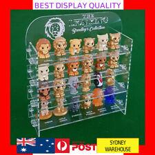 DIY Personalised display shelves Case OOSHIES RARE Lion King Woolworths Woolies