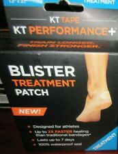 KT Tape PERFORMANCE+ Blister Treatment Patch 6-patches