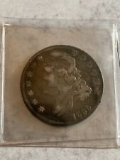 1835 Capped Bust Half Dollar 50C XF AU Great Reverse - Rare US Coin No Reserve