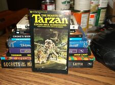 VINTAGE 1976 THE BEASTS OF TARZAN by Edgar Rice Burroughs (#3) (Paperback)