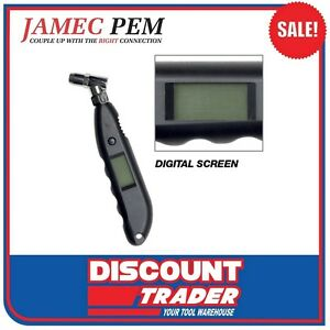 Jamec Pem Digital Tyre Gauge - 05.3067