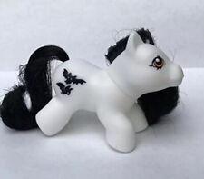 G1 Style Halloween Holiday Pony Custom Hqg1c - Batty Boo - Glows Newborn