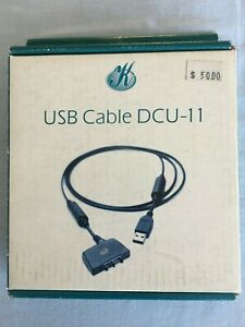 USB Cable DCU-11 For Sony Ericcson