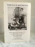 Catálogo De Venta Pizarra Moderno Baño N º 7 28 Mars 1977