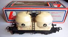 Lima HO 302804 - Güterwagen-Silowagen S.A. OMYA, SNCF-OVP - tank car French Rail