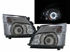 Dutro MK2 2011-present Truck 2D CCFL Projector Headlight Chrome for HINO LHD