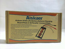 Aiskaer XT60 Parallel Balanced Charging Plate Charging Board for imax B6 B6AC UN